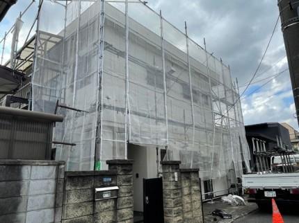 北区 屋上防水、外壁塗装 グッド・ウォール